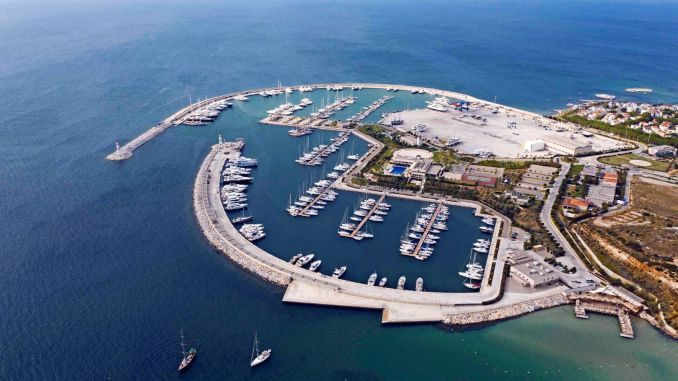 d marin didim is ready for the summer season with its international standards