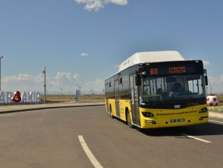 Diyarbakir inner-city transportation has relaxed with new bus lines