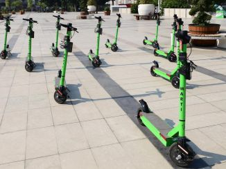 Regulations on electric scooters have entered the country
