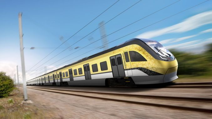 Gaziray train sets model and color survey concluded