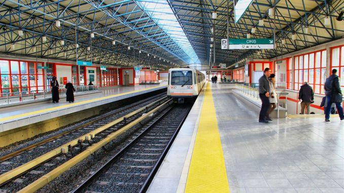 حافلات غرور نهاية الأسبوع Ankaray وجدول المترو