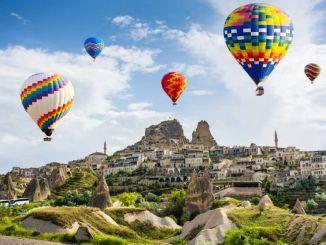 Sein Reise-Kappadokien-Express wird dem Inlandstourismus Tiefe verleihen