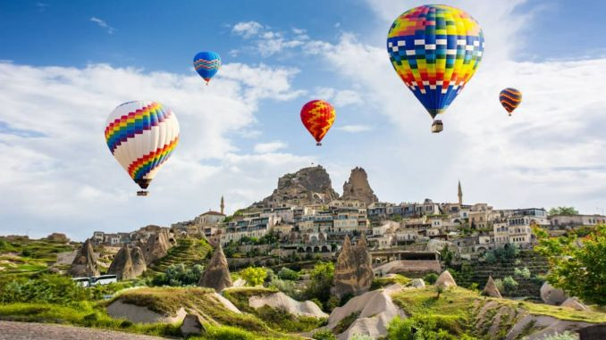 His travel cappadocia express will add depth to domestic tourism