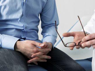 No benign prostate enlargement with holep treatment