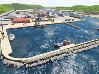 إعلان مناقصة أعمال خدمات هندسية استشارية لخط تقاطع السكك الحديدية بميناء فيليوس
