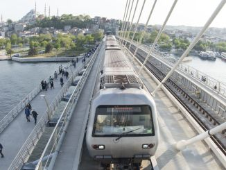 We determine the place of Istanbul subways in the world