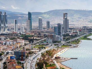 Penjualan perumahan di Izmir menurun dengan persentase