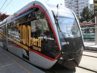 Kayseri Ulasim as Service Quality of Tram Lines Registered