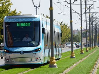 Another award for Konya Büyüksehire public transportation
