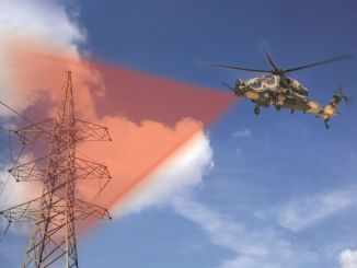 Meteksan helicopter has come to an end in obstacle detection system