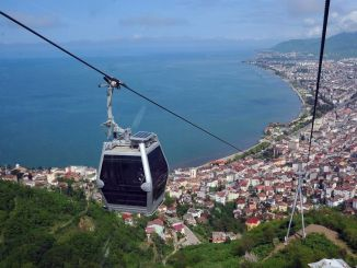 mojde for kids with army, Boztepe cable car is free