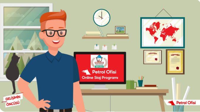Petrol Office Online Internship Program Mena Stevie Receives Awards Award