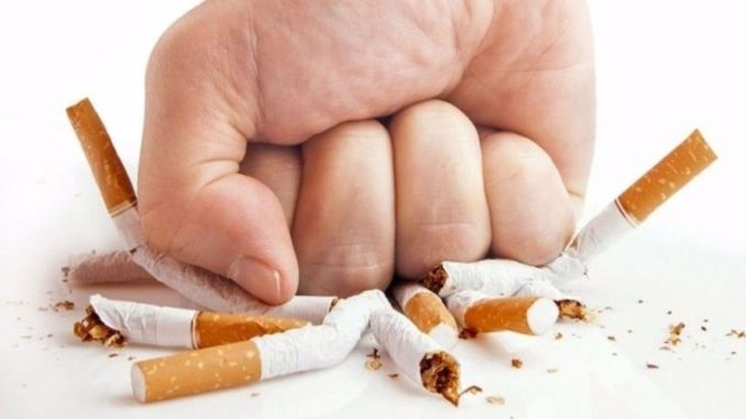 an opportunity to quit smoking in Ramadan