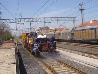 Sakaryalar caution tcdd made a warning of medication on railway lines