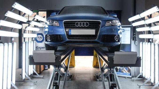 pre-insurance pert vehicle inspection
