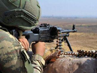 sidste minut bred operation i det nordlige Irak