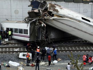 Major train accidents and casualties of the last decade