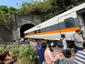Investigation into taiwan train accident started