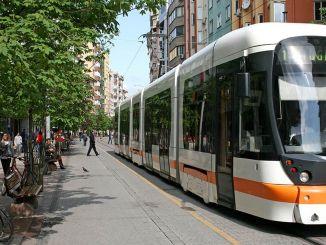 Tram timetable updates