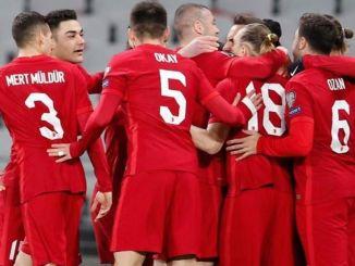 اشتعلت تركيا على نوع جديد من فيروس كورونا في المنتخب الوطني لكرة القدم