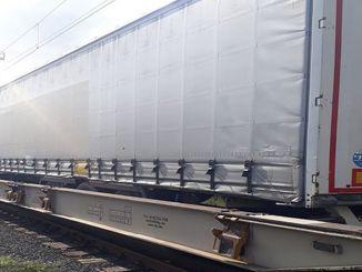 turkkilainen eurooppalainen tavarajuna juna- ja säilytyslokerossa prosenttiyksikön nousu ensimmäisellä neljänneksellä