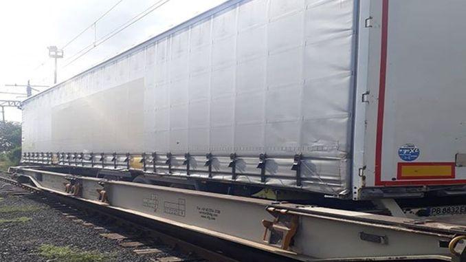 turkey European freight train en locker percent increase in the first quarter