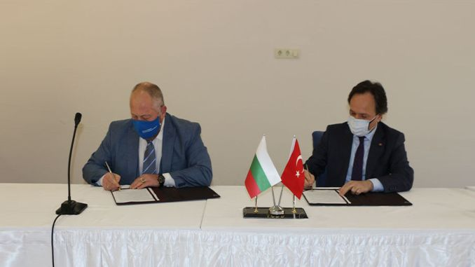 turkey bulgaria railway connection will be made both dial