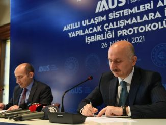 Cooperation between the Ministry of Transport and the University of Bogazici for smart transportation