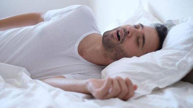 Betydande signal om sömnapné