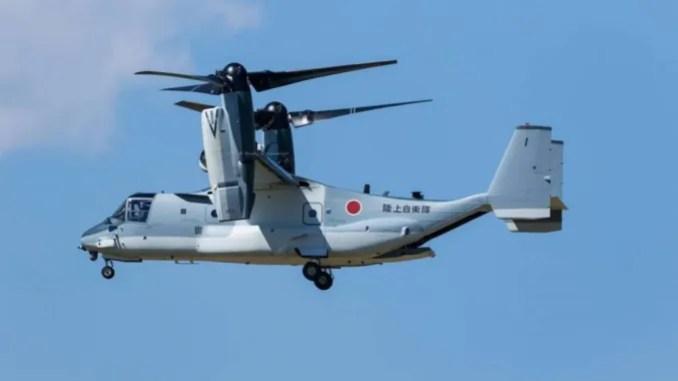 v osprey japan x