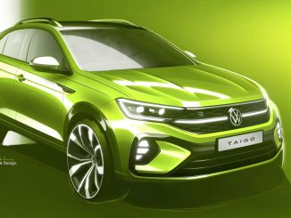 volkswagen expands suv family with taigo
