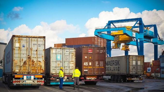 Container Tracking System and Management