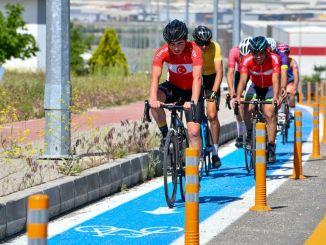 La piste cyclable anatolienne osb a obtenu les notes des cyclistes