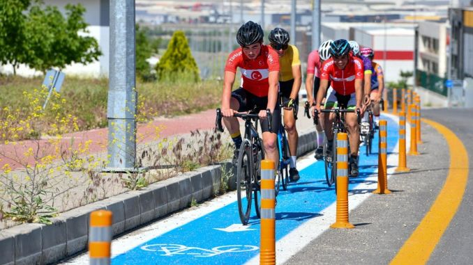 anatolian osb bicycle path got full marks from cyclists