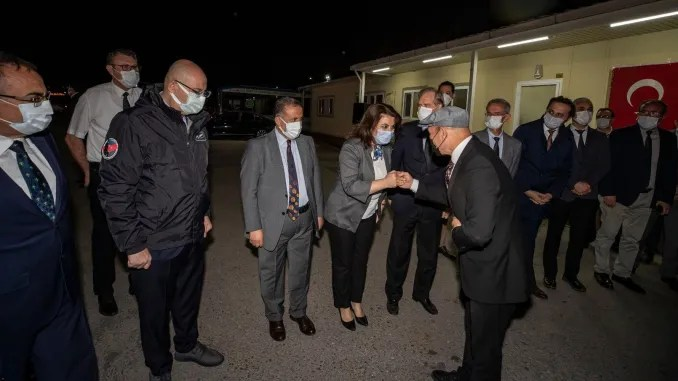 President Soyer Started Eid Program With Eshot Employees