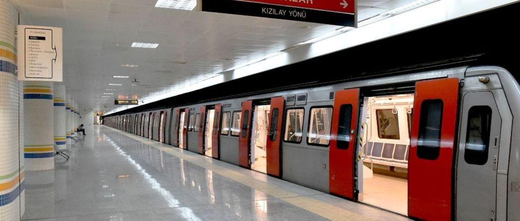 Avtobusi Ego v ankarayu in podzemni železnici so med prazniki brezplačni