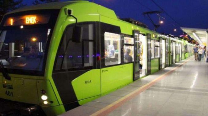 bursaray labor recruits metro line is opened to service