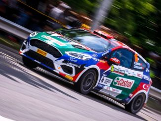 castrol ford team won the primacy in bulgaria rally turkey