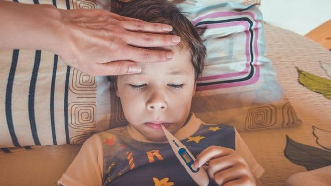 Attention to the effects of mutated coronavirus in children