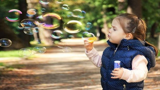 What should be done to satisfy the curiosity of children