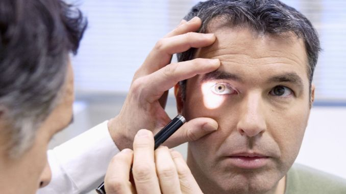Can diabetes cause eye diseases?