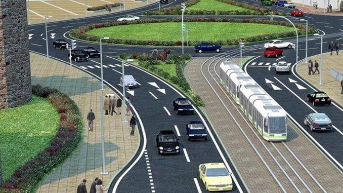 To what extent will the Diyarbakir tram project solve the traffic problem?
