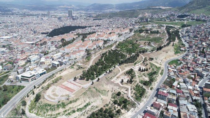 dr behcet uz recreation area ready for autumn