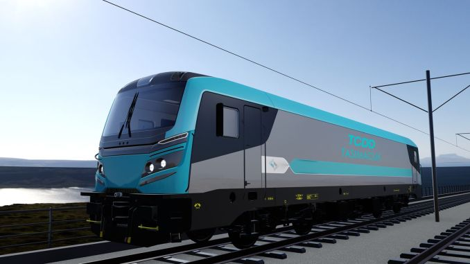 Electric locomotive bogie structural static and fatigue tests