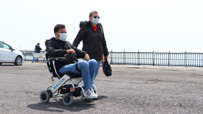 Full support from the state for disabled citizens