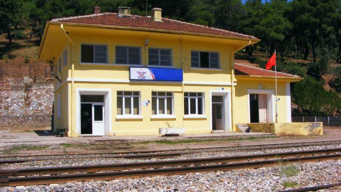 Rolling shutters for doors and windows in eskisehir balikesir line stations