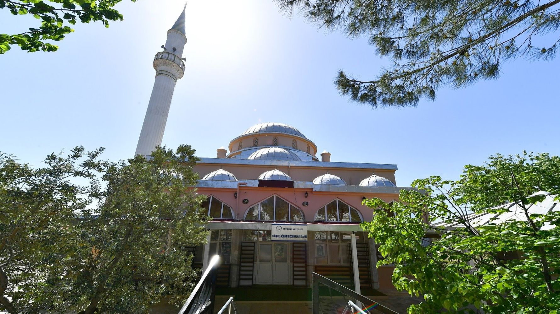 immigrant residences mosque has a new face