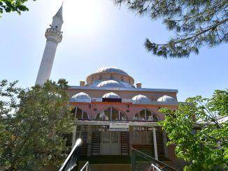 移民住宅モスクは新しい顔をしています