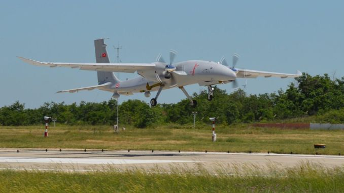 The first serial production has successfully completed the flagship raider's flight test.