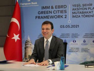 Първият проект с imamoglu ebrd ще бъде метро линия incirli beylikduzu